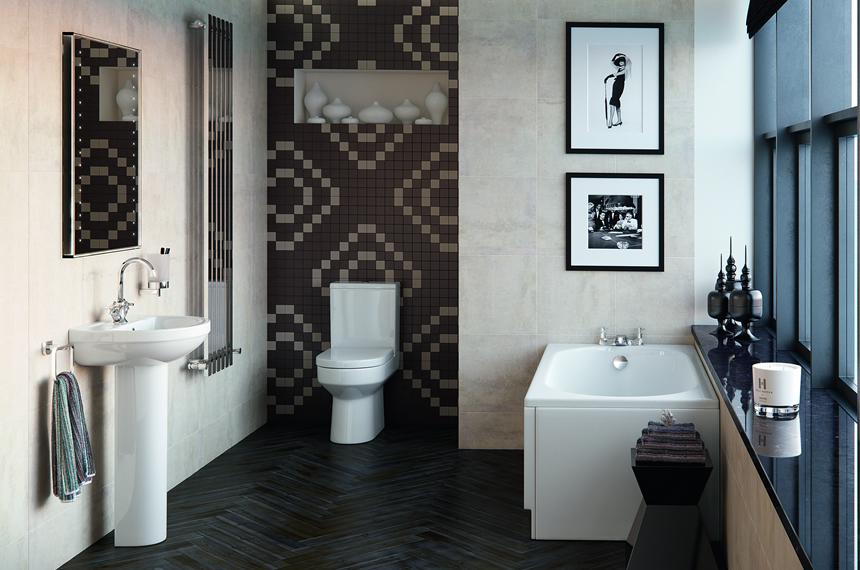 Cypress Bathroom Suite